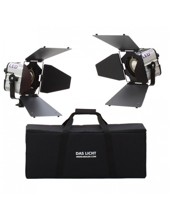 Profilux LED 650 - Video Kit