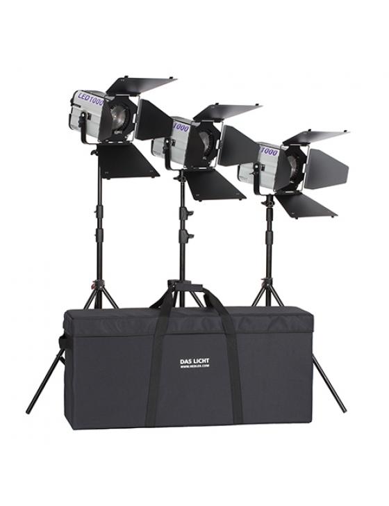 Triple Kit  Profilux LED 1000
