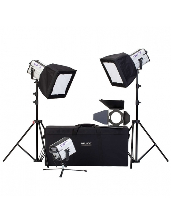 LED Portrait Kit