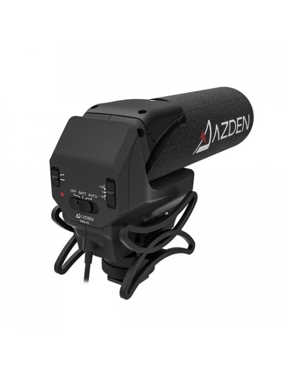 SMX-15 Powered Shotgun Video Mikrofon