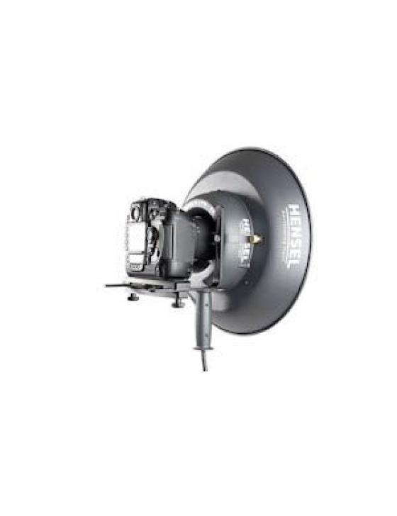 Standardreflektor mit Deflektor weiss f. Ringflash RF