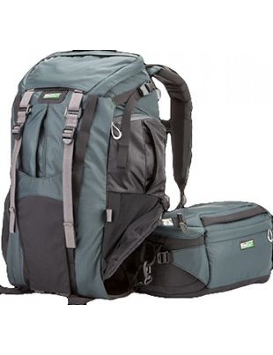 rotation 180° Professionell Deluxe Rucksack
