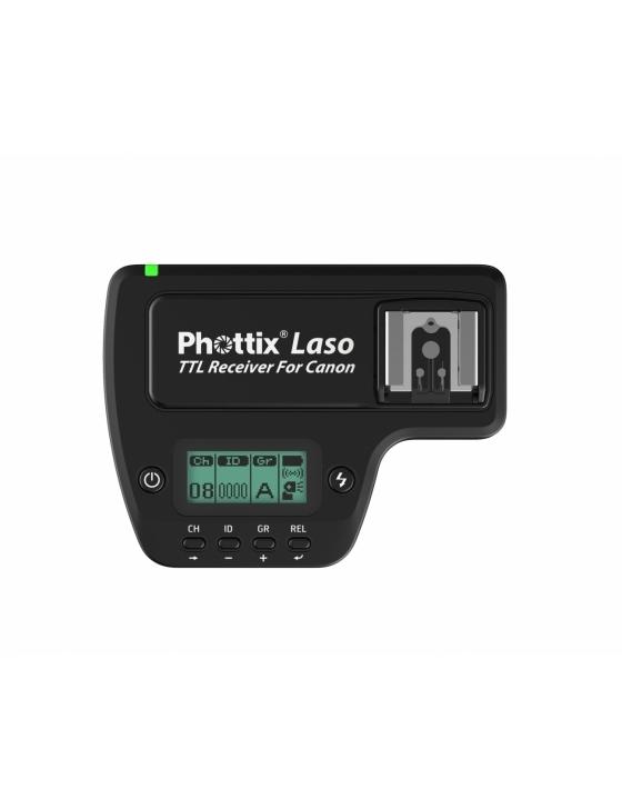 Laso TTL Flash Trigger Receiver (For Canon)