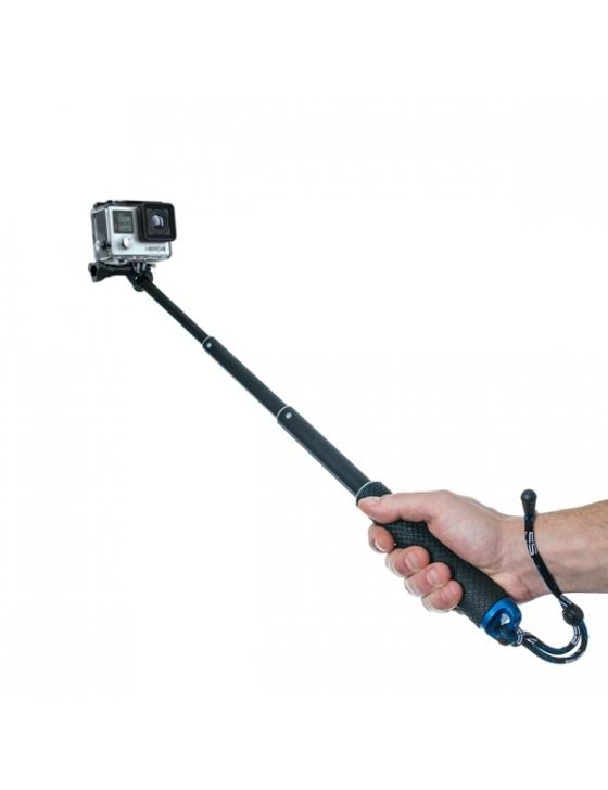 """""""Selfie-Stick"""" POV Pole 37"""" schwarz"""