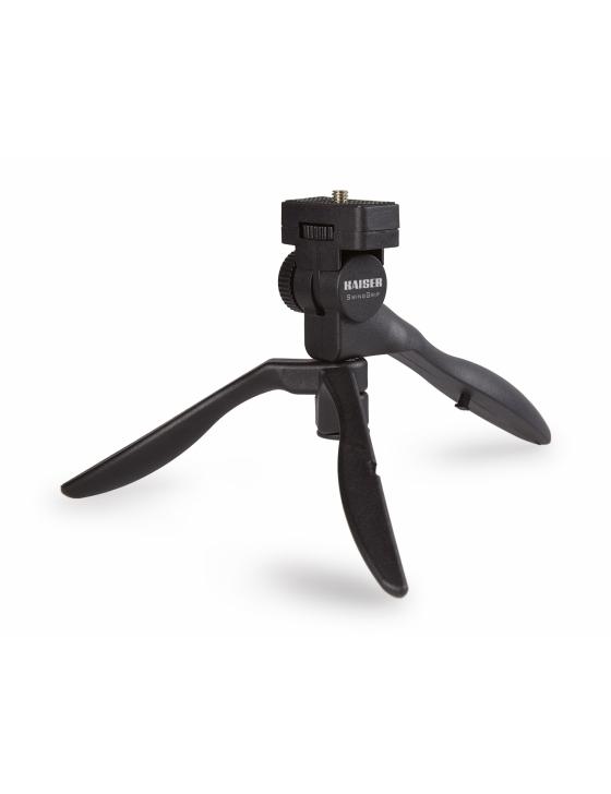 Mini-Stativ und Handgriff SwingGrip, Tischstativ