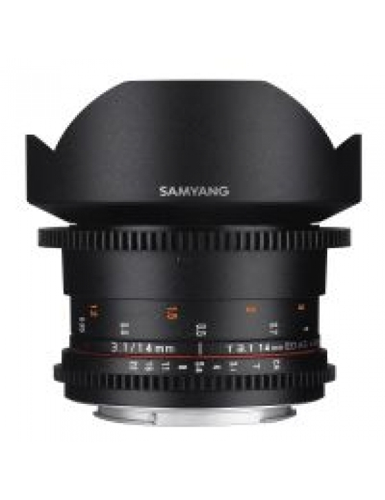 14mm T3.1 VDSLR II für Canon EF