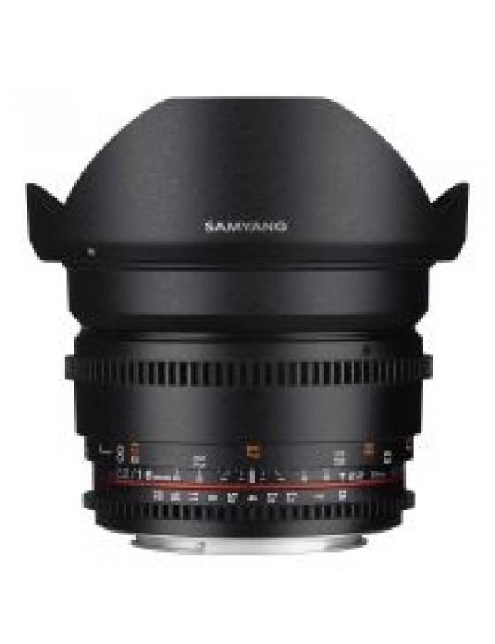 16mm T2.2 VDSLR II für Canon EF