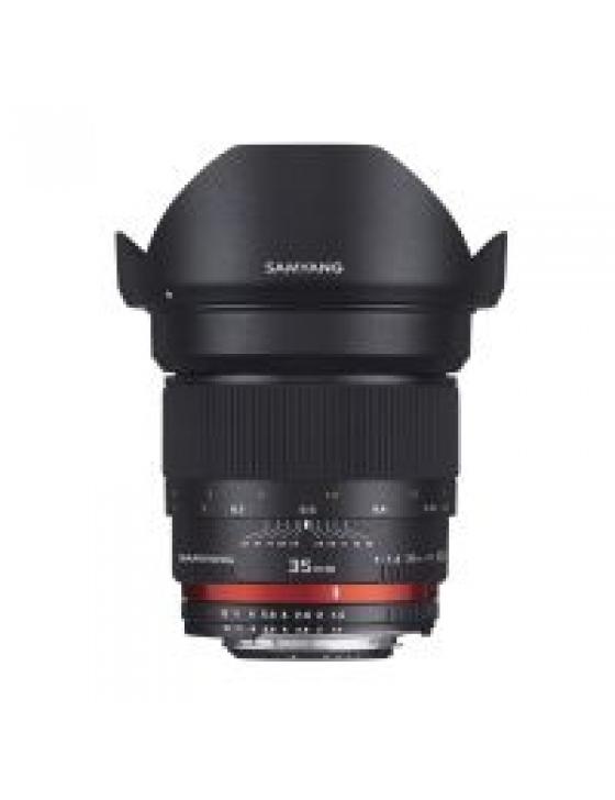 35mm/1,4 DSLR Canon EF
