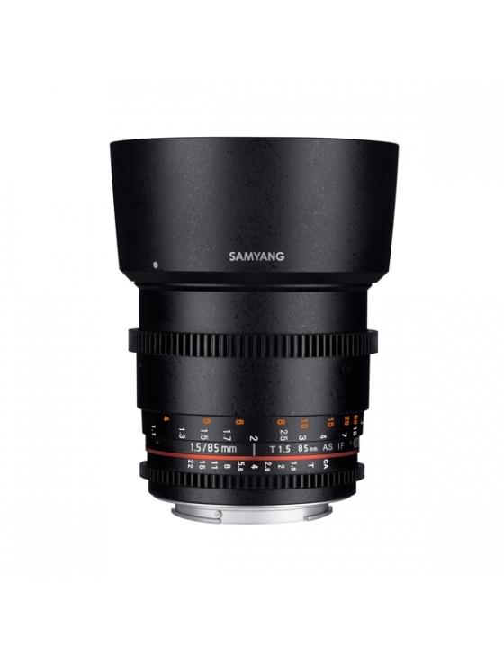 85mm T1.5 VDSLR II für Canon EF