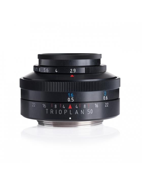 2,9/50 Trioplan Nikon