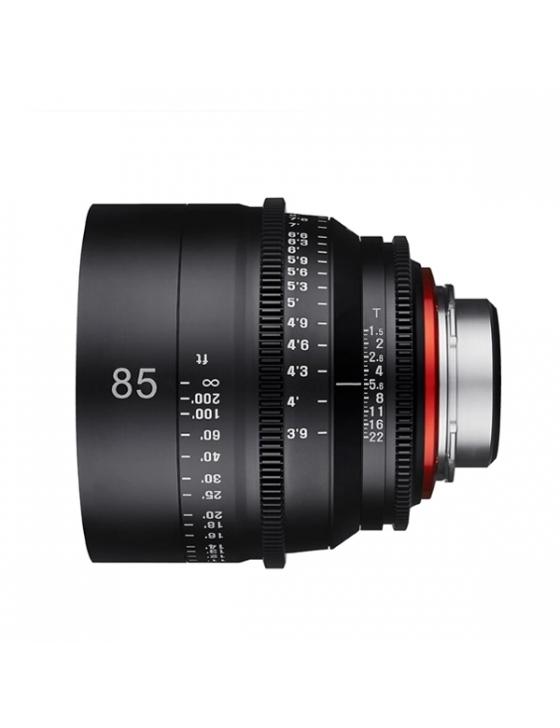 85mm T1.5 FF CINE für PL