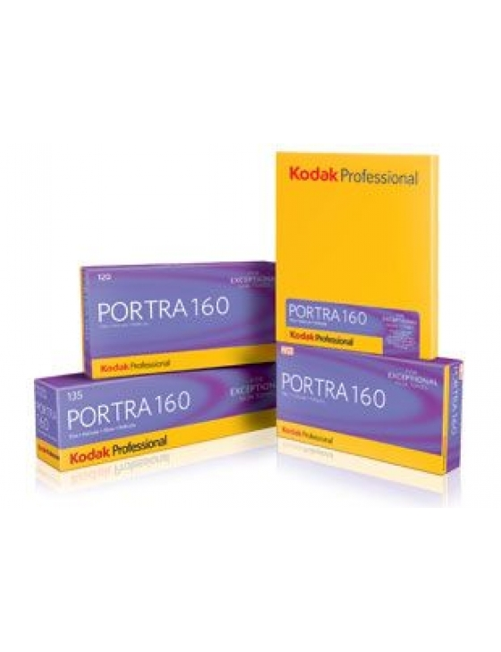 "Portra 160 10,2cm x 12,7cm (4x5"") / 10"