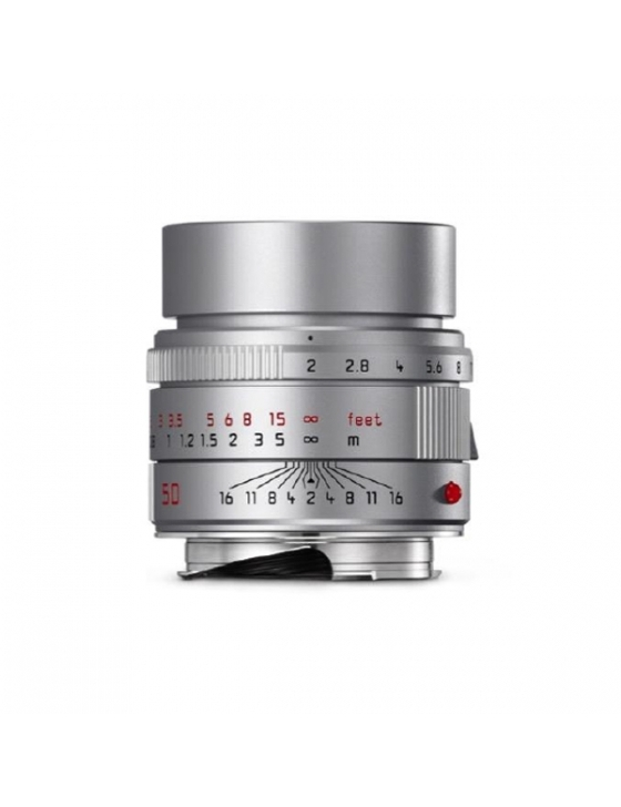 APO-SUMMICRON-M 1:2/50mm Asph. silber