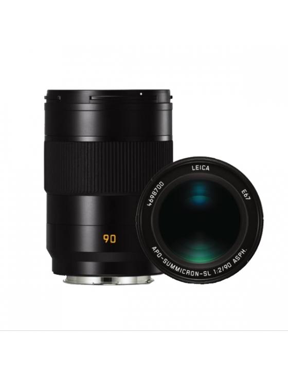 APO-SUMMICRON-SL 1:2/90mm Asph. schwarz eloxiert