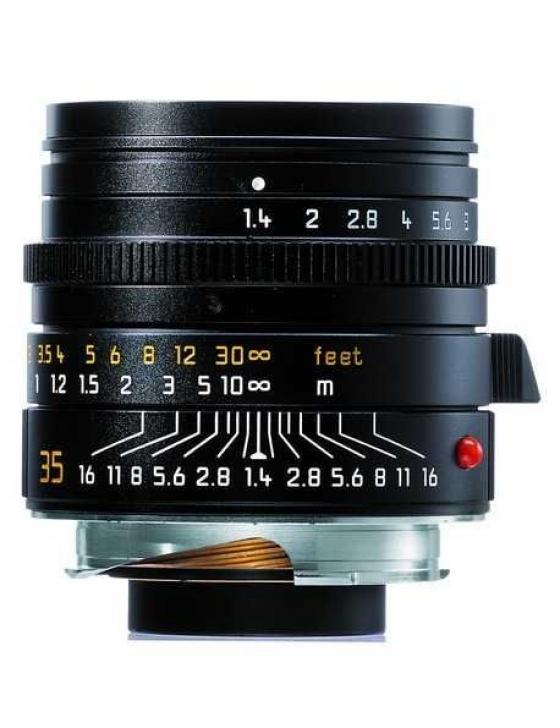 SUMMILUX-M 1:1,4/35 mm ASPH. schwarz eloxiert