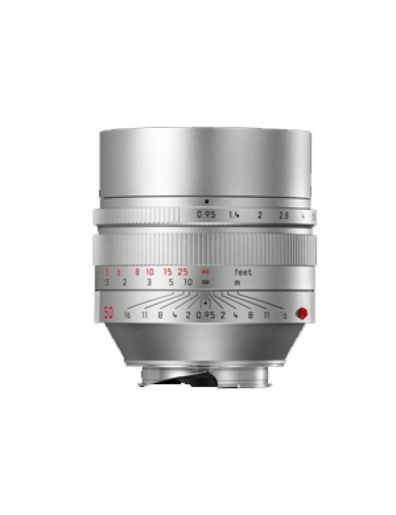 NOCTILUX-M 1:0,95/50 mm silber eloxiert