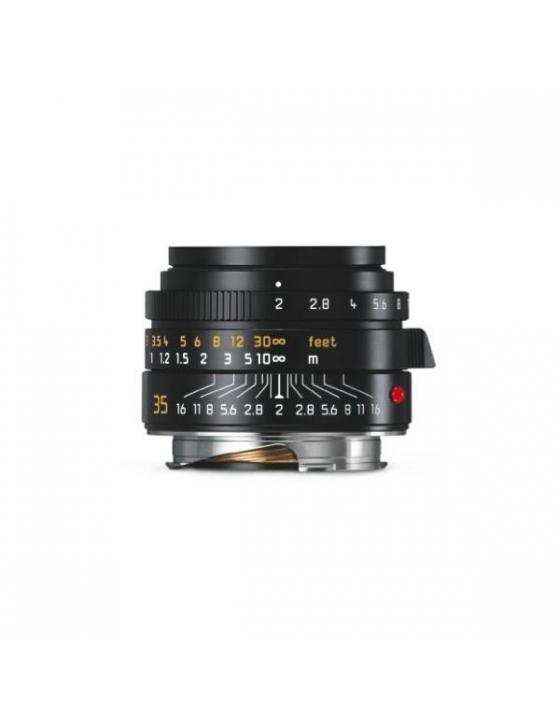 SUMMICRON-M 35mm f/2 ASPH. schwarz