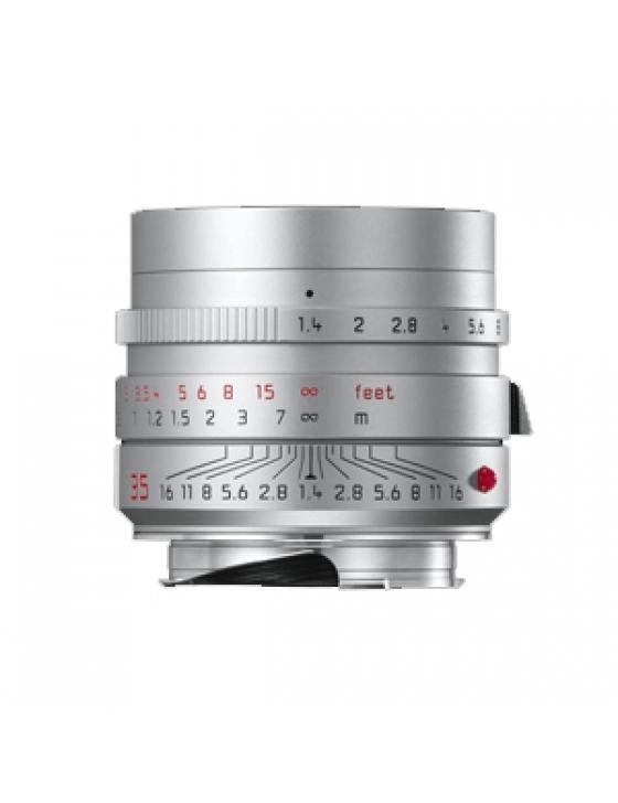 SUMMILUX-M 1:1,4/35 mm ASPH. silber eloxiert