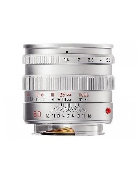 SUMMILUX-M 1.1,4/50 mm ASPH. silbern