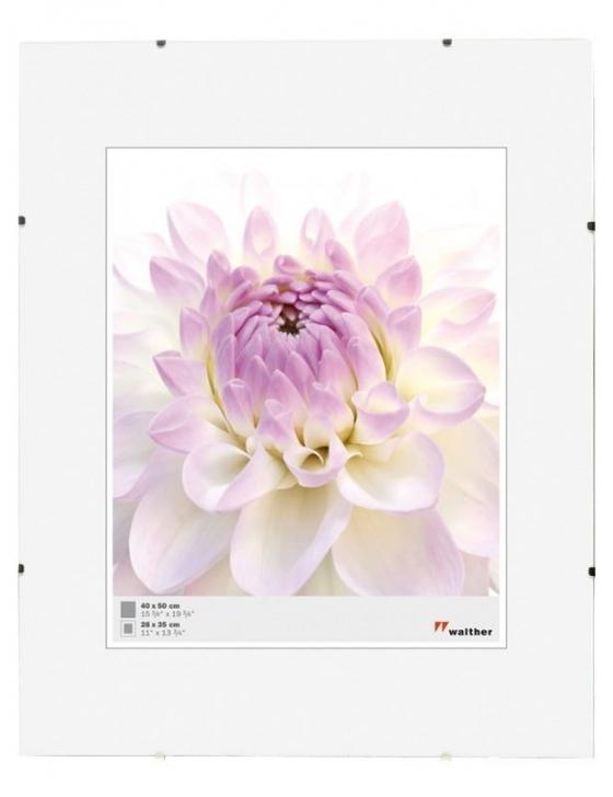 NC/A Rahmenloser Bildhalter 18x24 Antireflex