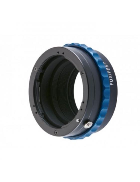 Adapter Pentax K Objektive an Fuji X PRO Kamera