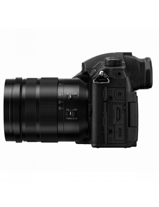 DC-GH5MEG-K Kit inkl. FS 12-60mm/3,5-5,6  schwarz / Sofortrabatt 100,- bis 02.08.2020