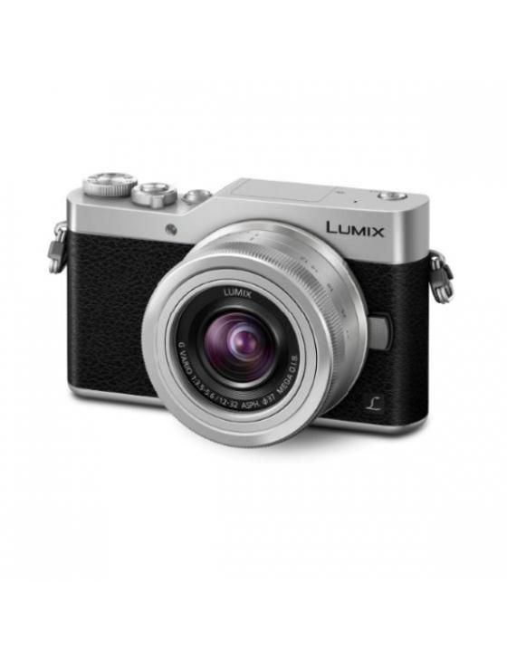 DC-GX800  schwarz/silber + 12-32mm/F3,5-5,6 OIS