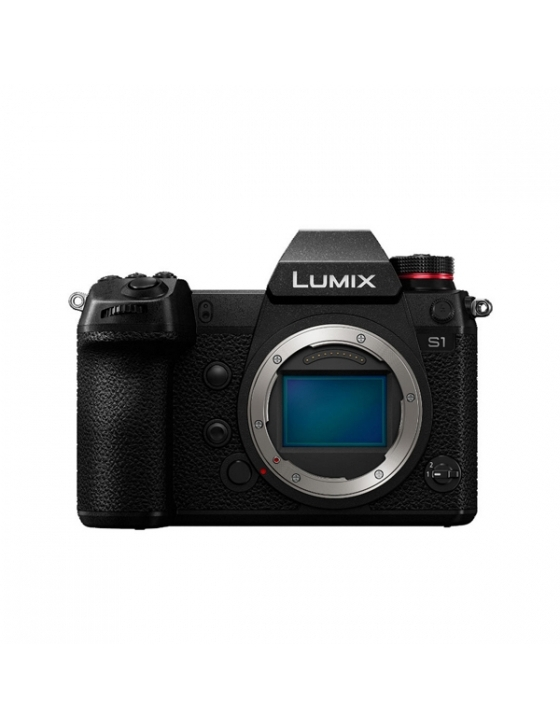 Lumix DC-S1E-K Body schwarz / Sofortrabatt 200,- bis 02.08.2020