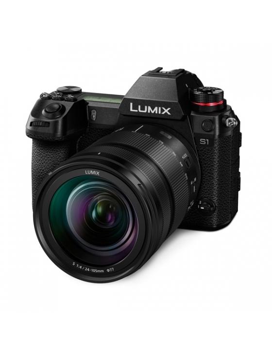 Lumix DC-S1ME-K schwarz +  24-105mm/4 / Sofortrabatt 500,- bis 31.07.2021