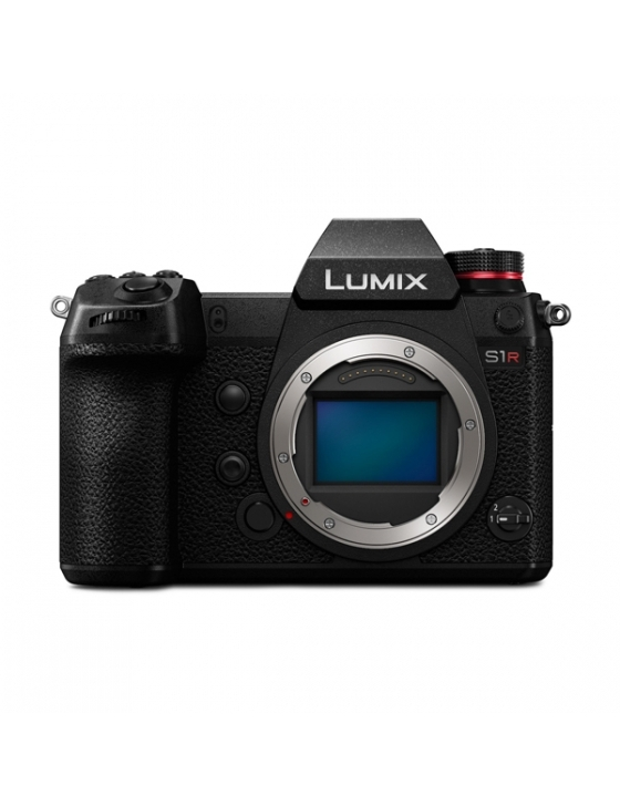 Lumix DC-S1RE-K Body schwarz / 1x Akku kolo / Trade-IN 500,- / Sofortrabatt 500,- bis 02.08.2020