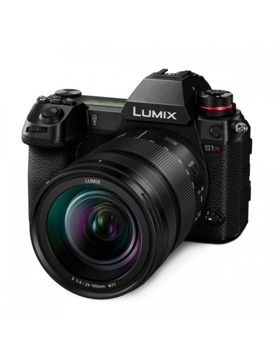 Lumix DC-S1RME-K schwarz + 24-105mm/4 / Sofortrabatt 500,- bis 31.07.2021