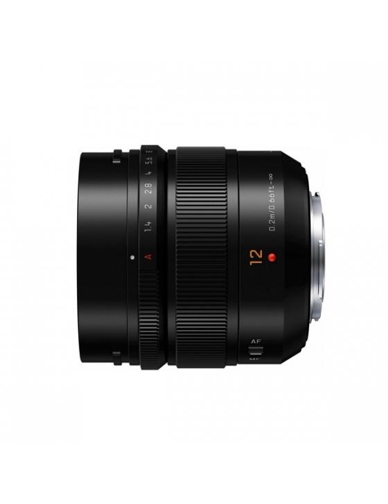 H-X012E  12mm/1.4 DG Summilux schwarz