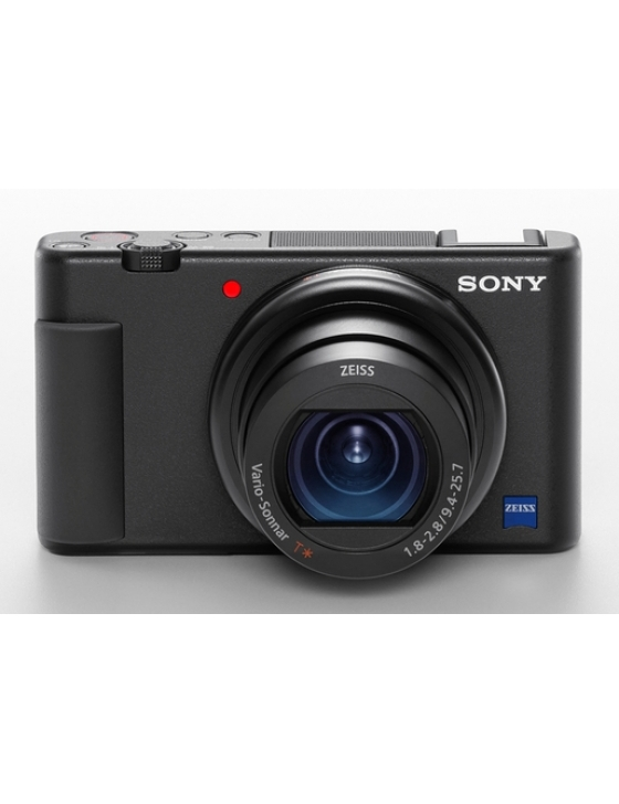 ZV-1, Vlog Kamera, schwarz / Zubehör-Aktion + Kundencashback 100,- bis 31.07.21