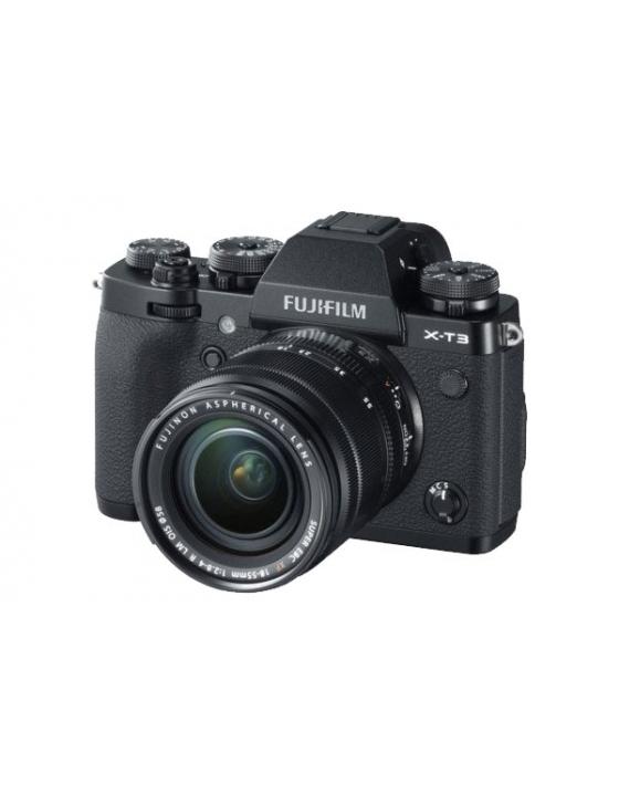 X-T3 Gehäuse schwarz + XF 18-55mm/2,8-4 R LM OIS