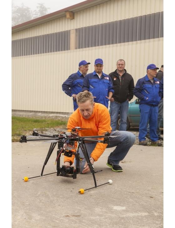 Multicopter / Kameradrohnen Flug Tagespauschale