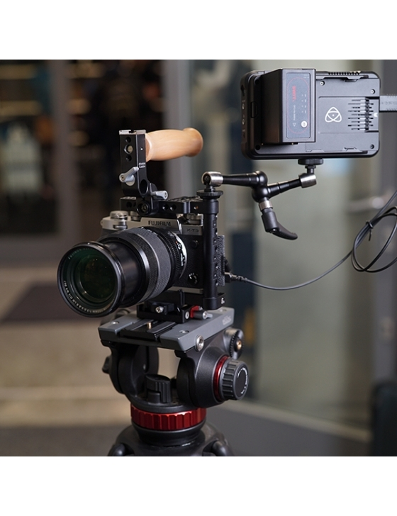 X-T3 schwarz + XF 18-55mm  Film-Bundle / Sofortrabatt bei Objektivkauf bis 30.06.20