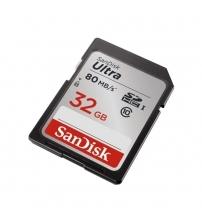 SDHC 32GB Ultra  80MB/sec UHS-I Class 10