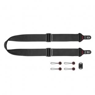 Slide Black - Kameragurt für mittlere und große DSLR-Kameras