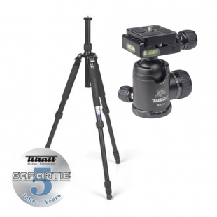 Kamerastativ Set TC 254 Carbon + BH-10 Kugelkopf