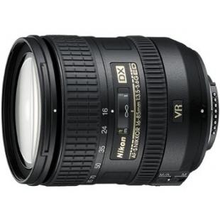 AF-S DX 16-85mm/3,5-5,6 G ED VR